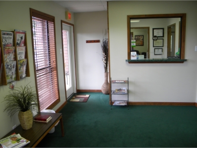 Dr. Perry's Office